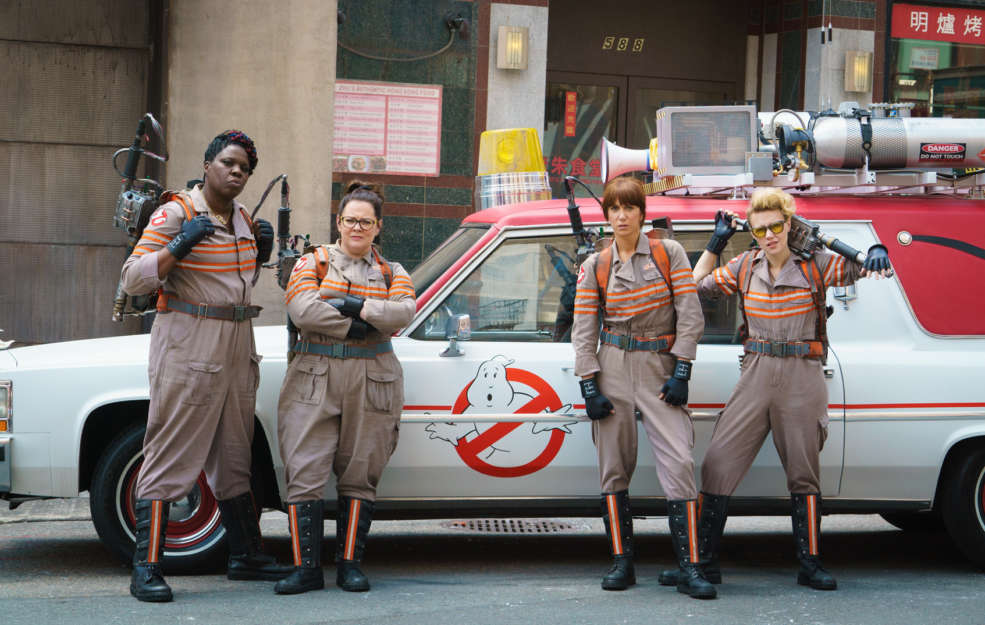 How the 'Ghostbusters' All-Girl Reboot Turned Me Into a Feminist