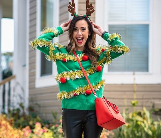 10 Ugly Sweater Ideas to Try at This Years Holiday Party